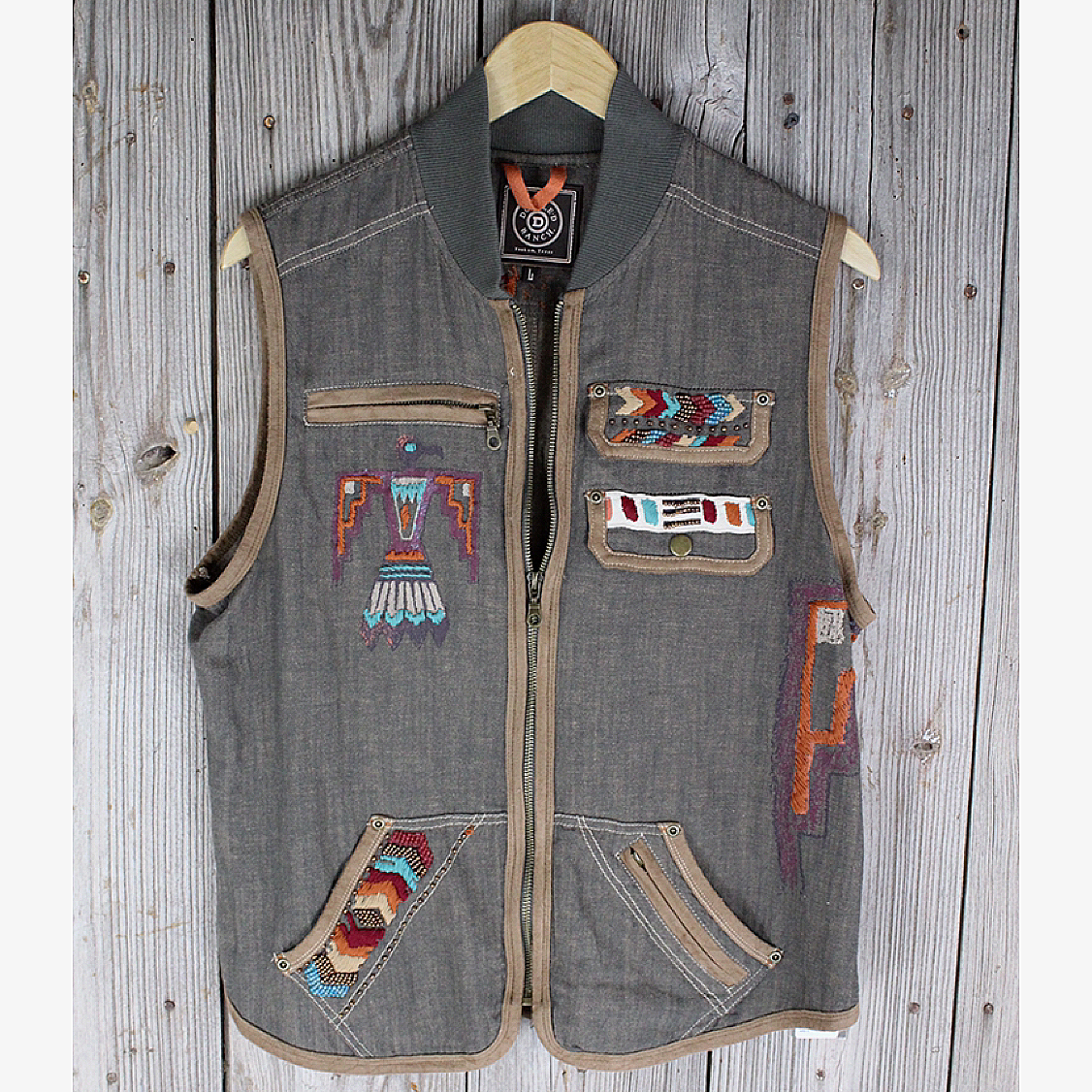 Pharaohs Eagle Vest