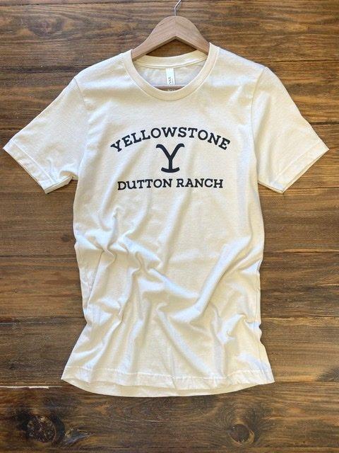 Yellowstone Branded Tee