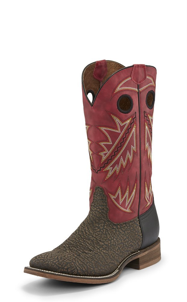 Go Round Ruby Red Boot from Nocona