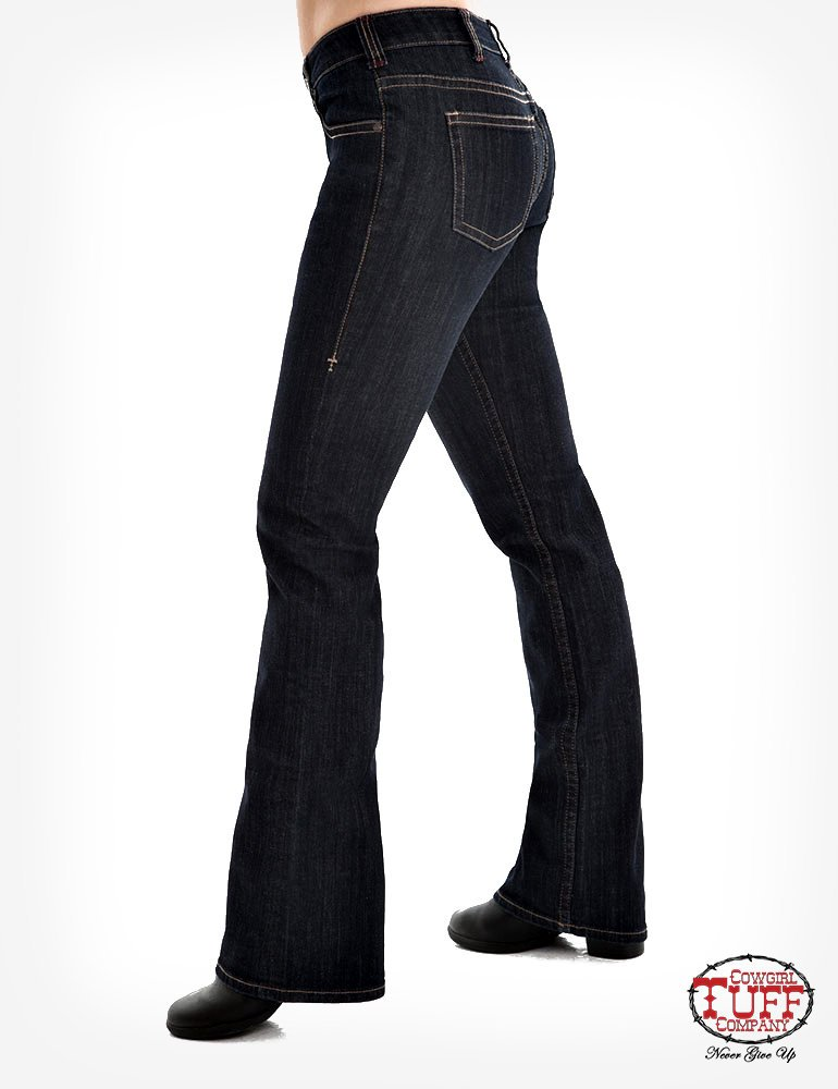 Natural Fit Just Tuff Denim from Cowgirl Tuff