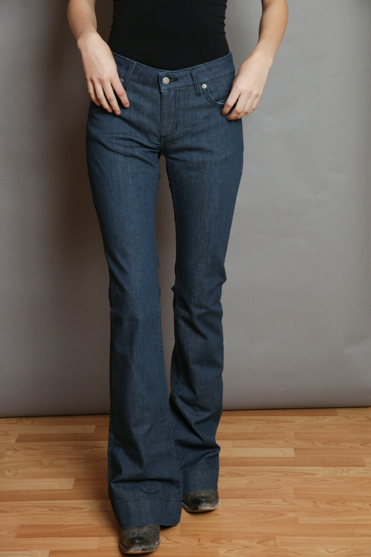 Lola Trouser from Kimes Ranch