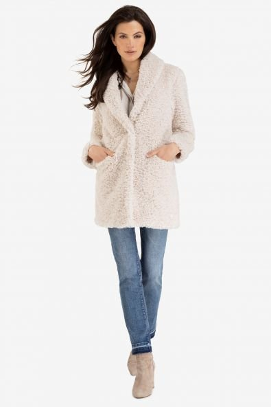 Lux Sherpa Coat from Tribal