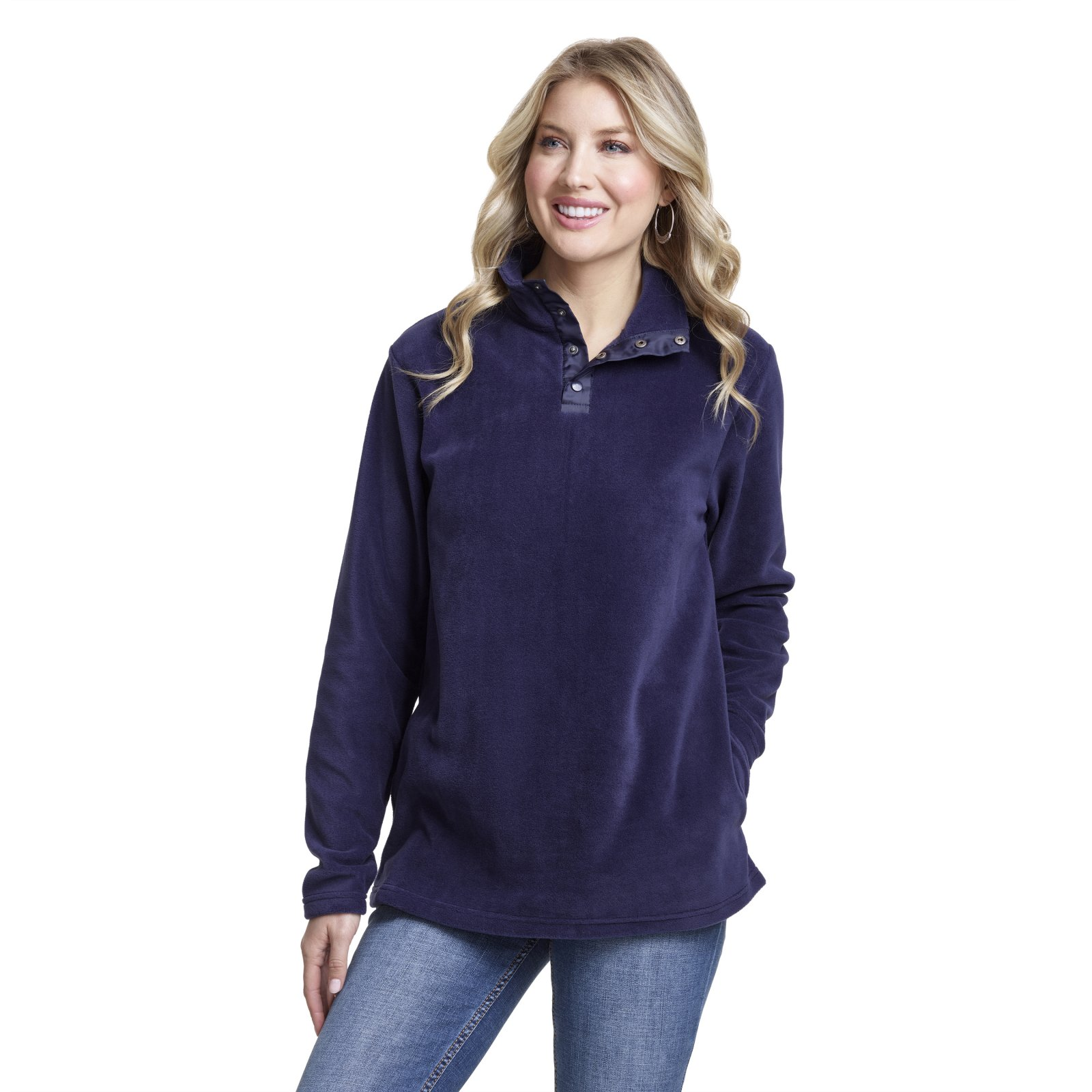Pullover Polar Fleece Top from Wrangler