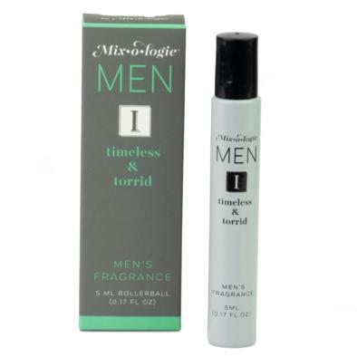 Men I-Timeless & Torrid Roll-On Fragrance from Mix-O-Logie