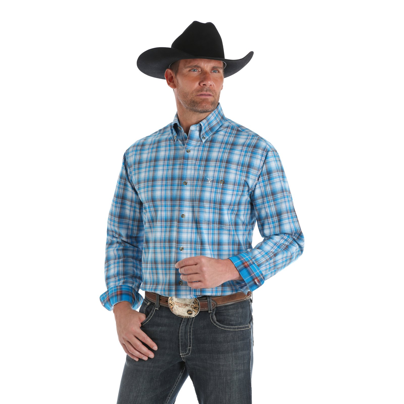 Competition Advanced Comfort Long Sleeve from Wrangler 20x