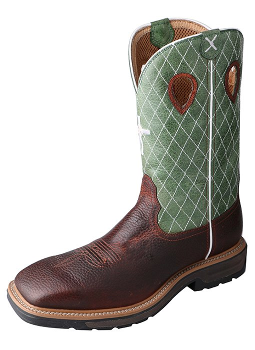 Men's Lite Cowboy Workboot from Twisted X