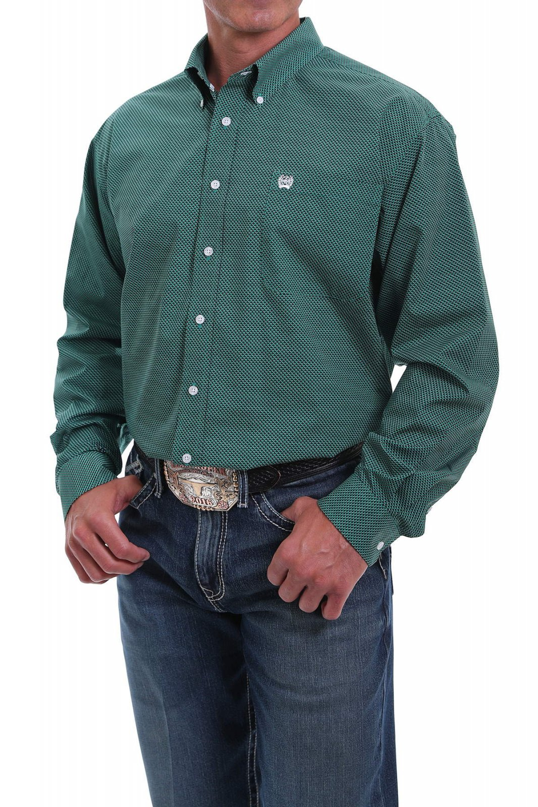 Long Sleeve Print from Cinch