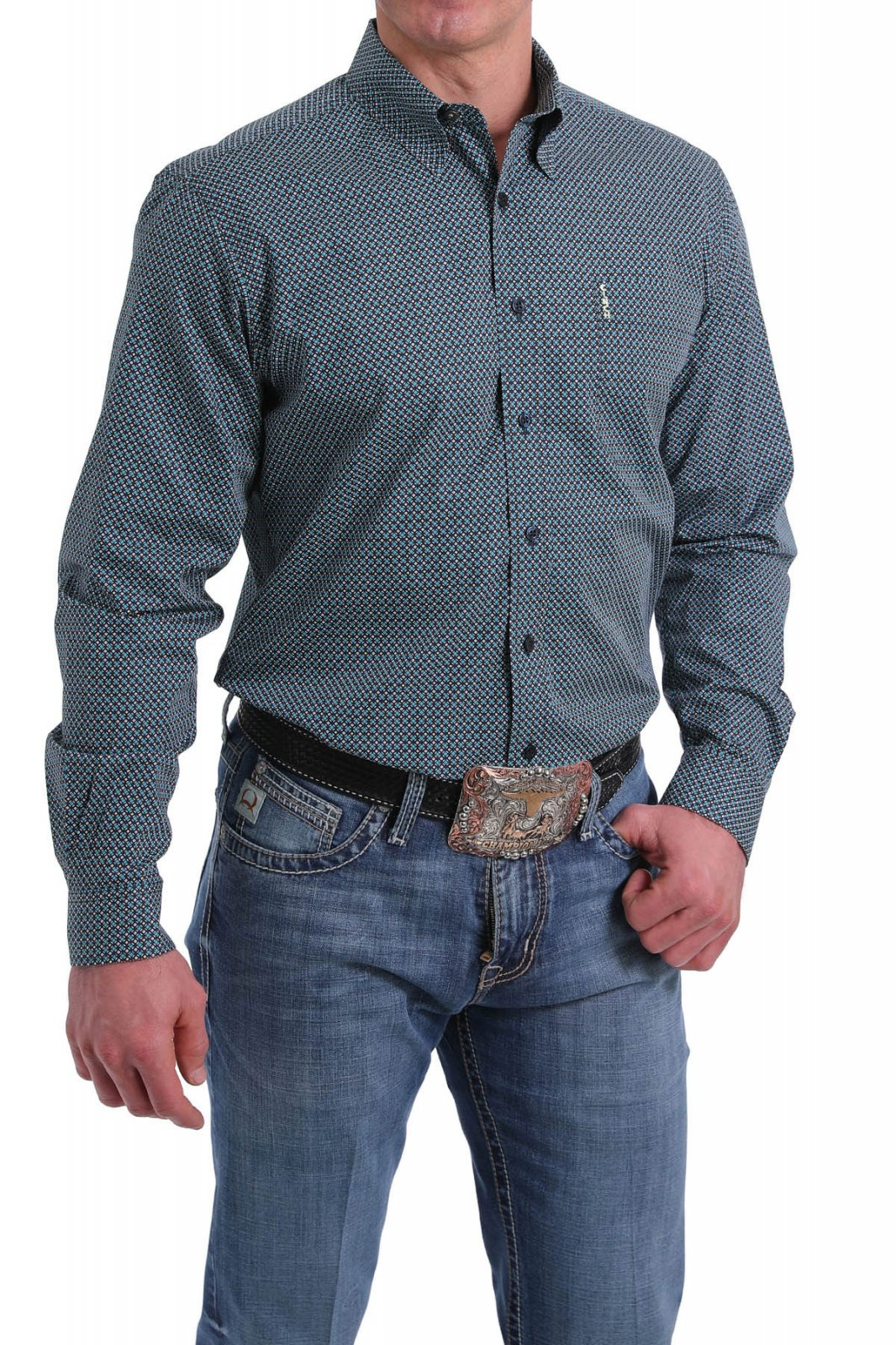 Modern Fit Woven from Cinch