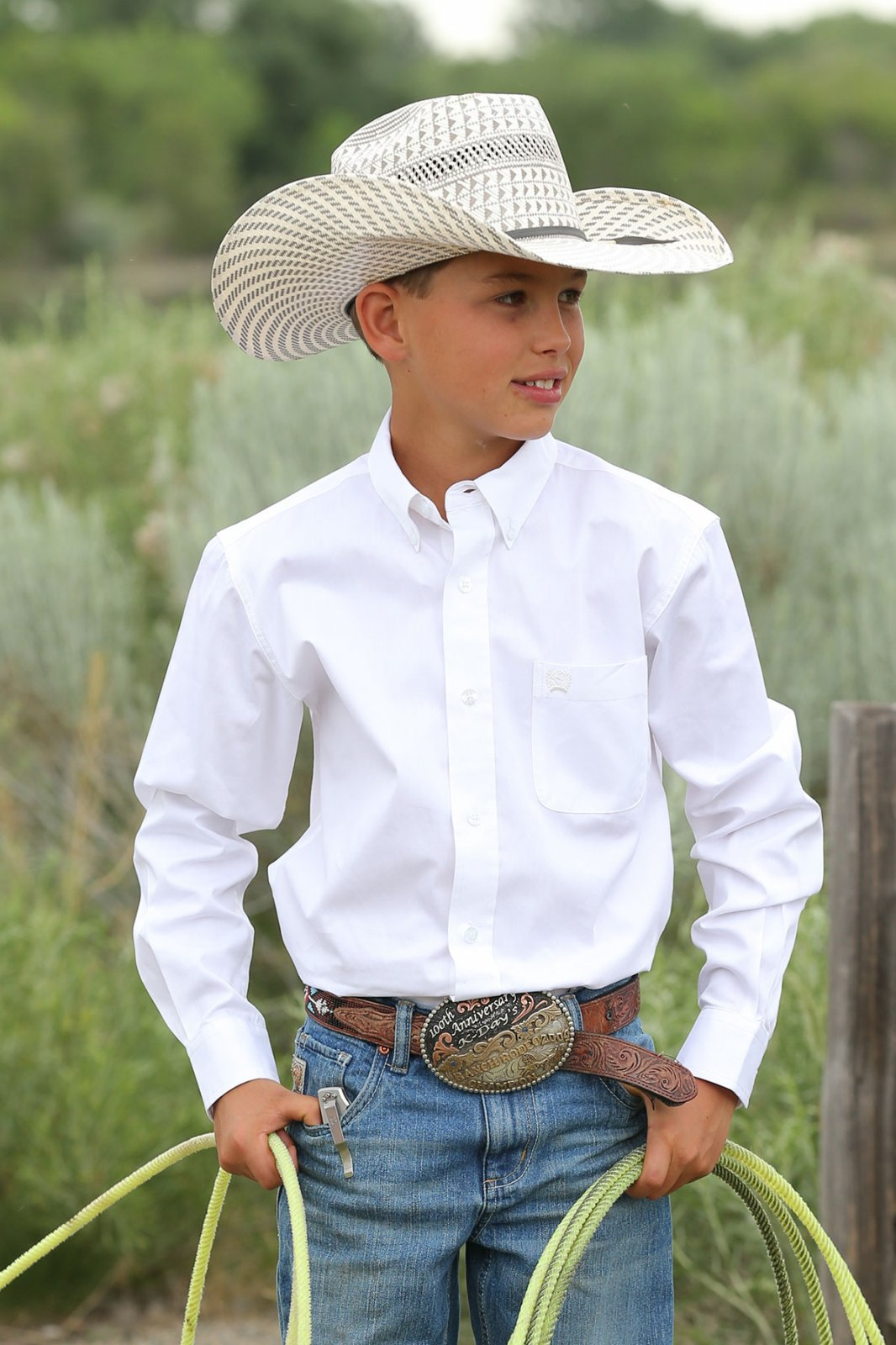 Long Sleeve Solid from Cinch