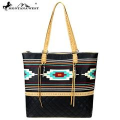 Embroidered Tote from Montana West