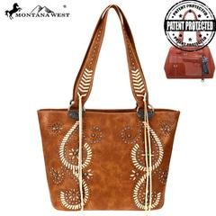 Cut-Out Conceal Carry Tote from Montana West