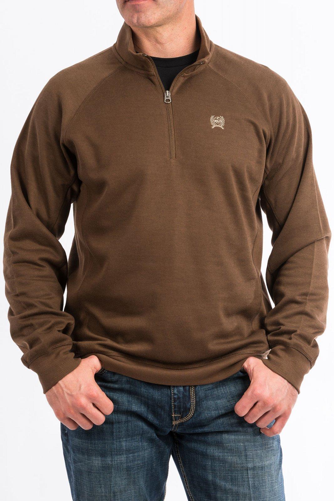 Men's 1/4 Zip Pullover from Cinch