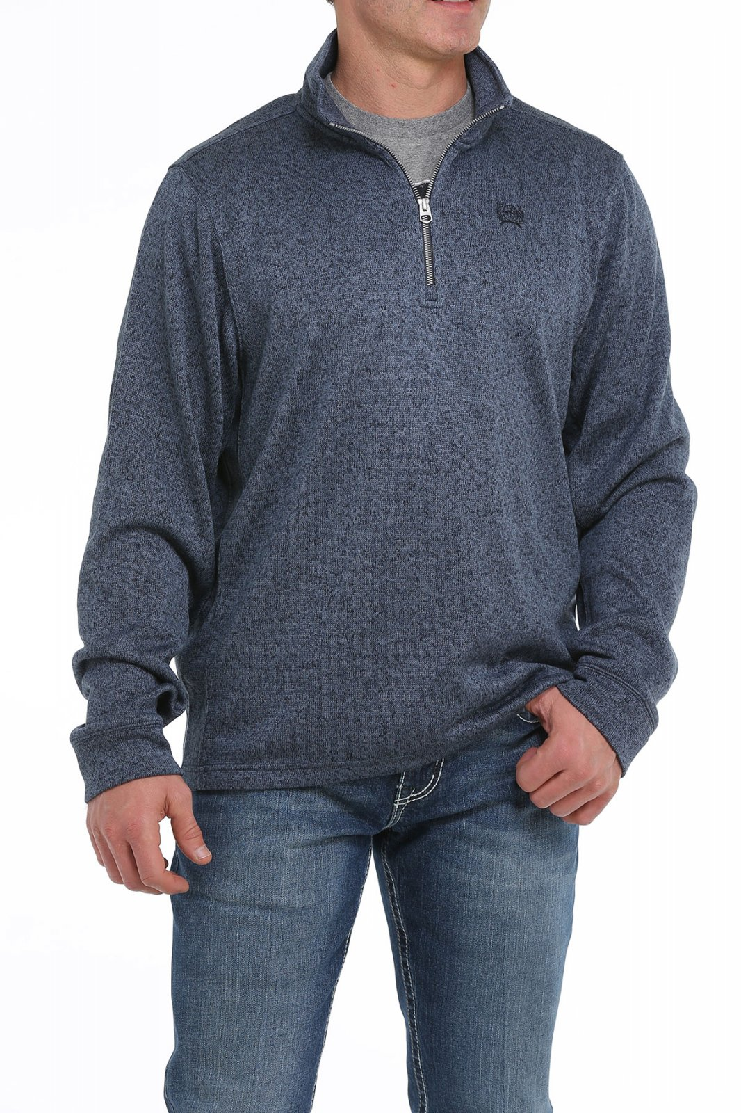 1/4 Zip Pullover from Cinch