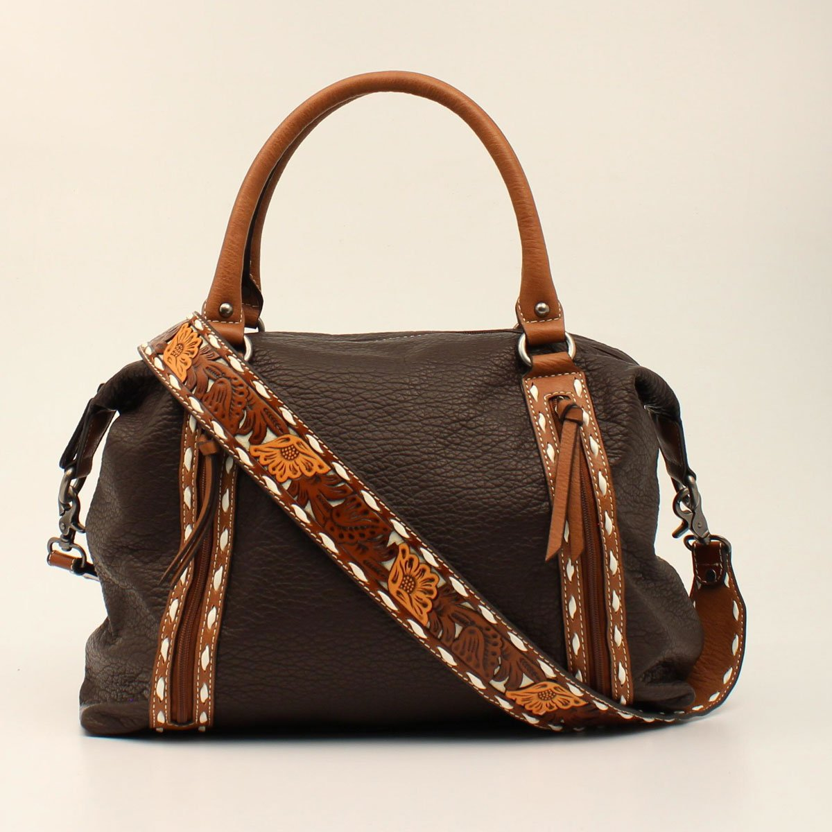 Aaliyah Crossbody Tote with Conceal & Carry