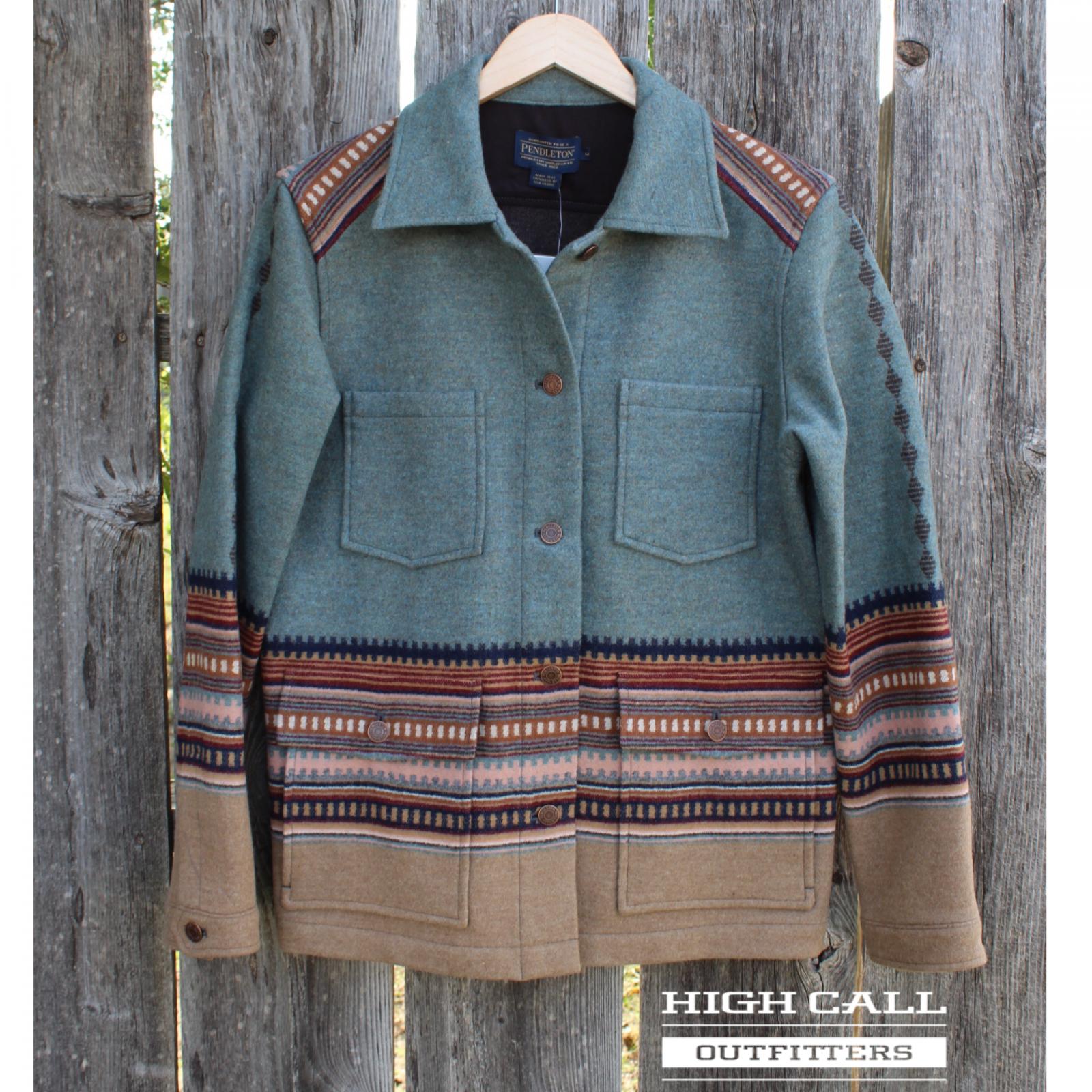 Western Horizons Wool Coat from Pendleton