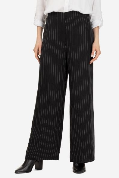 Pull-On Pinstripe Pant from Tribal