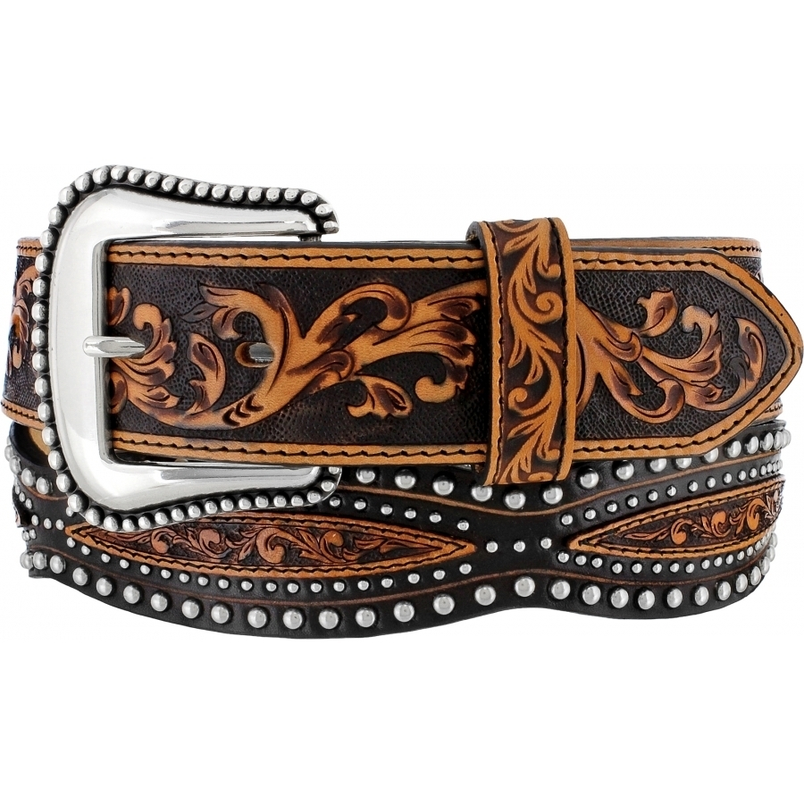 Austin Scalloped Belt from Tony Lama