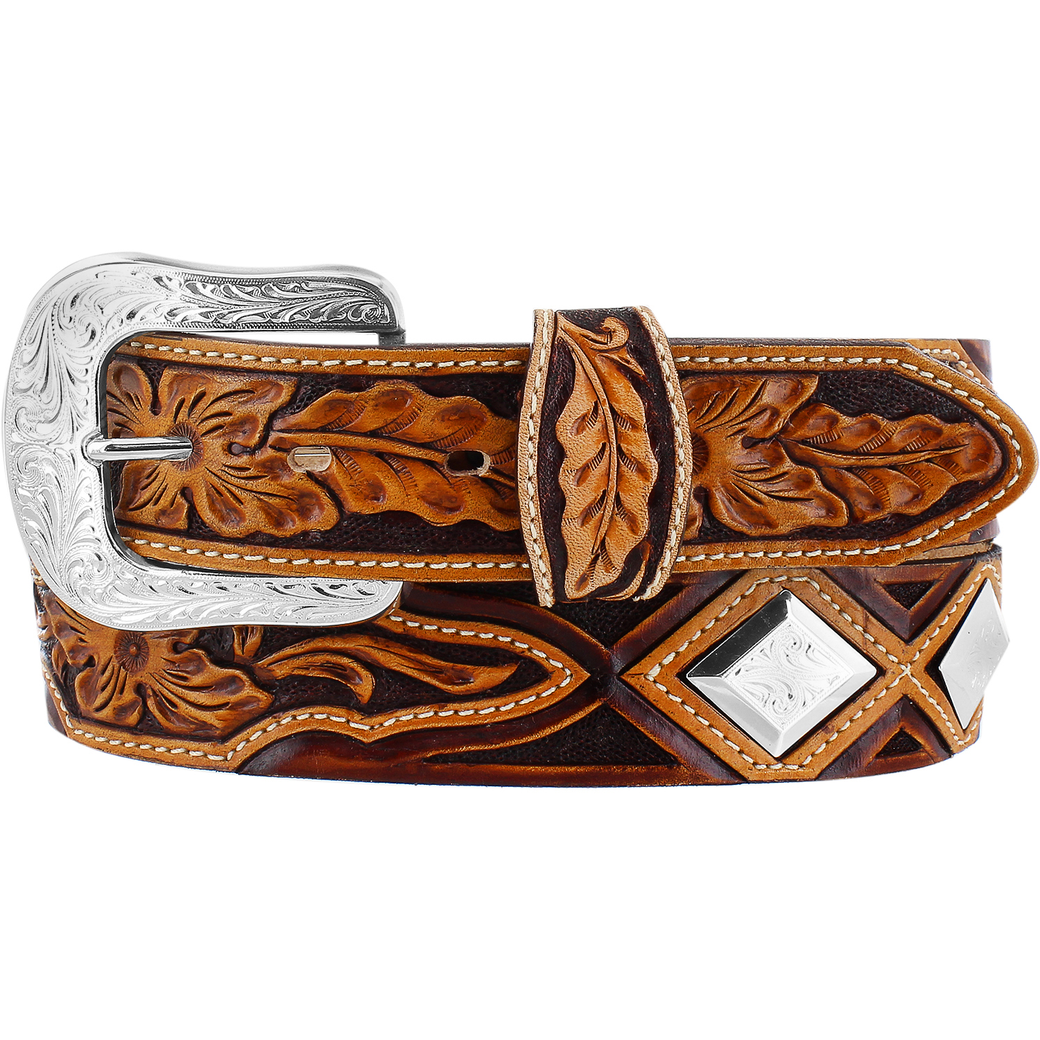 Diamonte Belt from Tony Lama