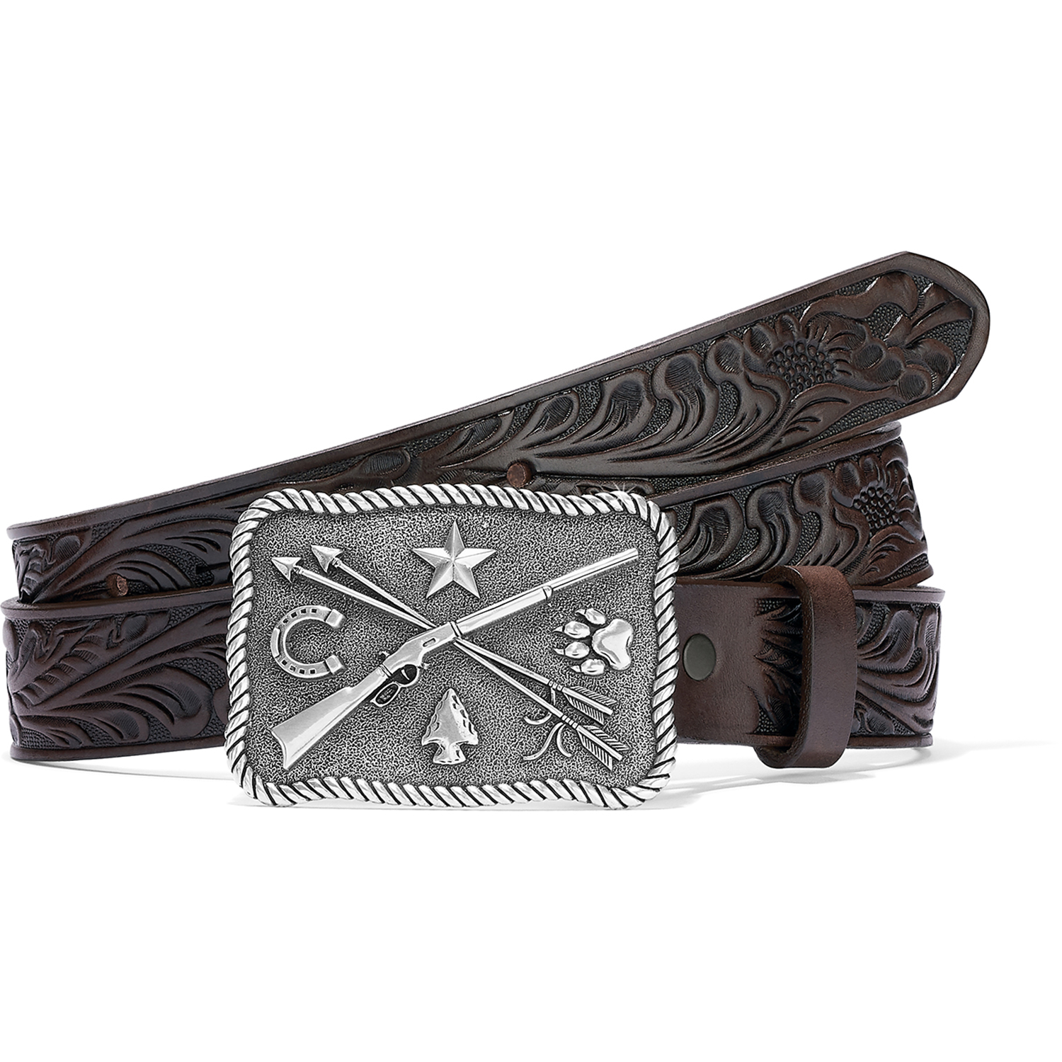 Cowboys & Indians Belt from Tony Lama