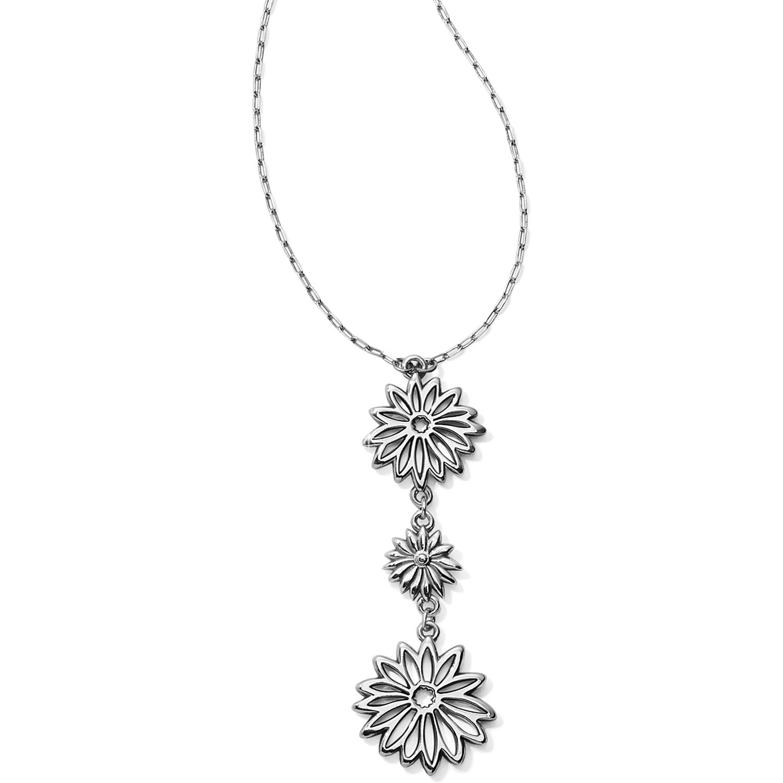 Enchanted Garden Petal Necklace from Brighton