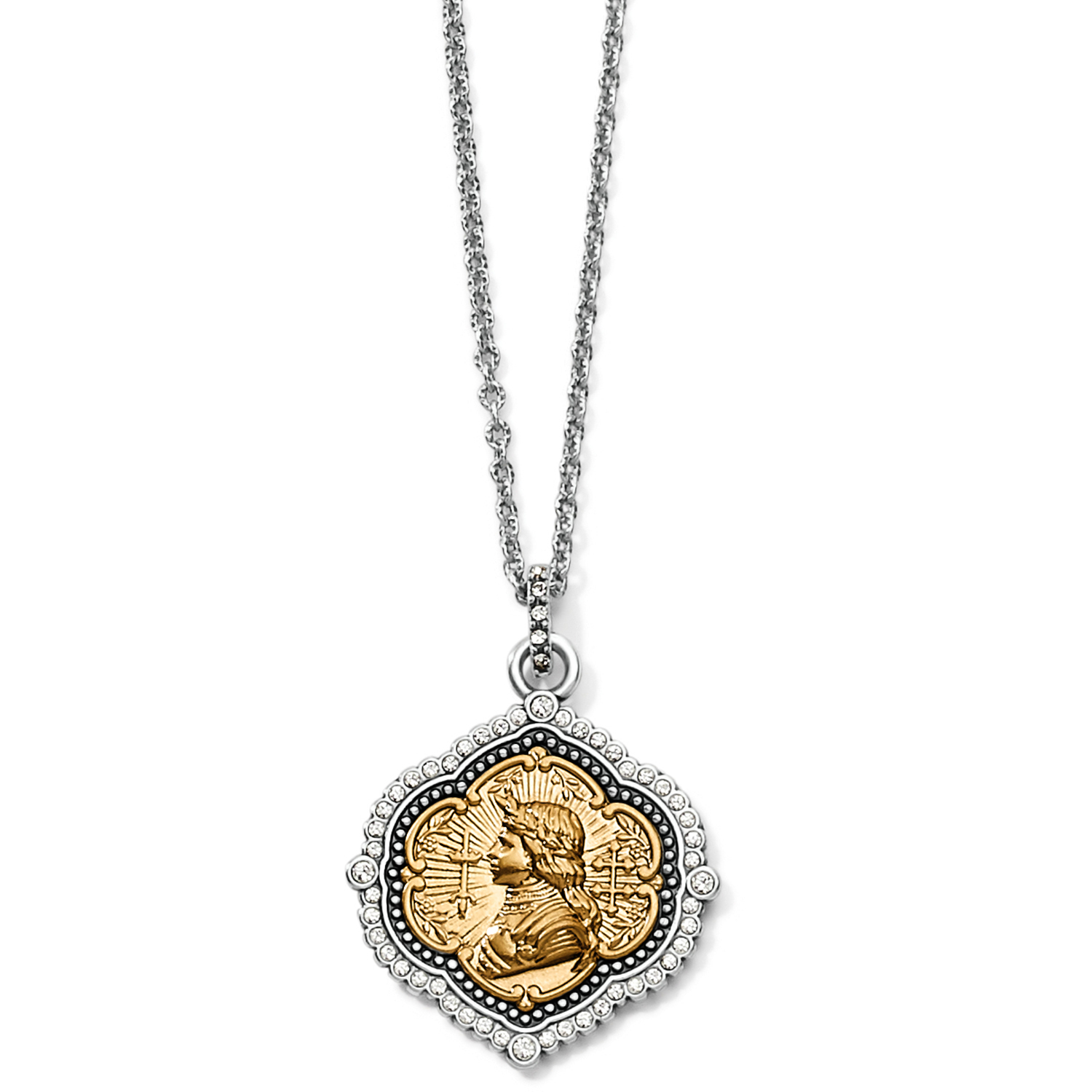 Joan of Arc Necklace from Brighton