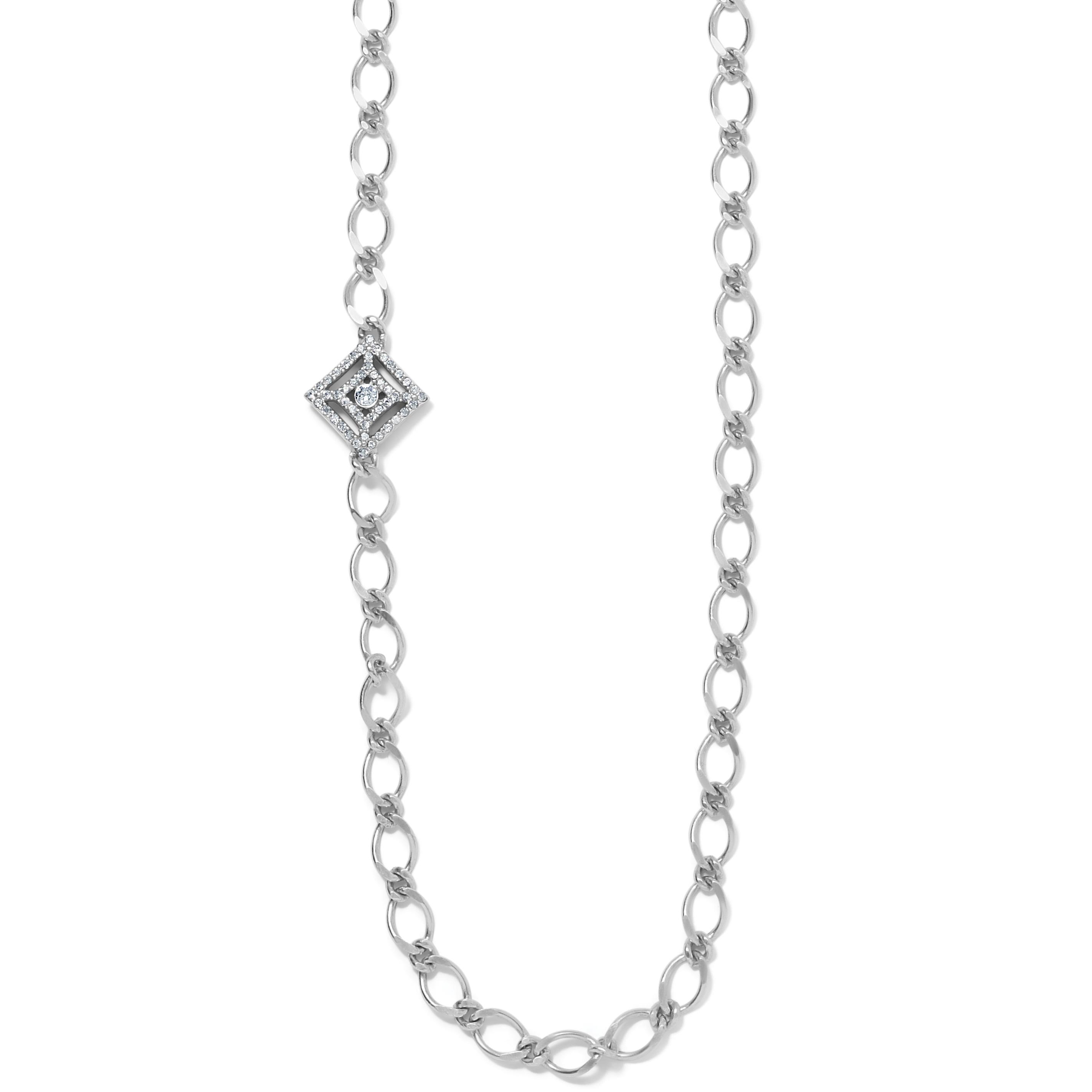 Illumina Diamond Collar Necklace from Brighton