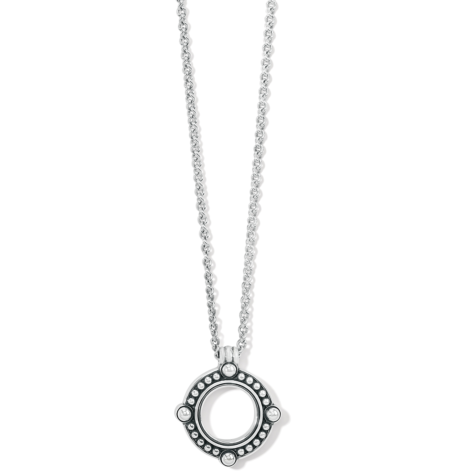 Pretty Tough Open Ring Necklace from Brighton