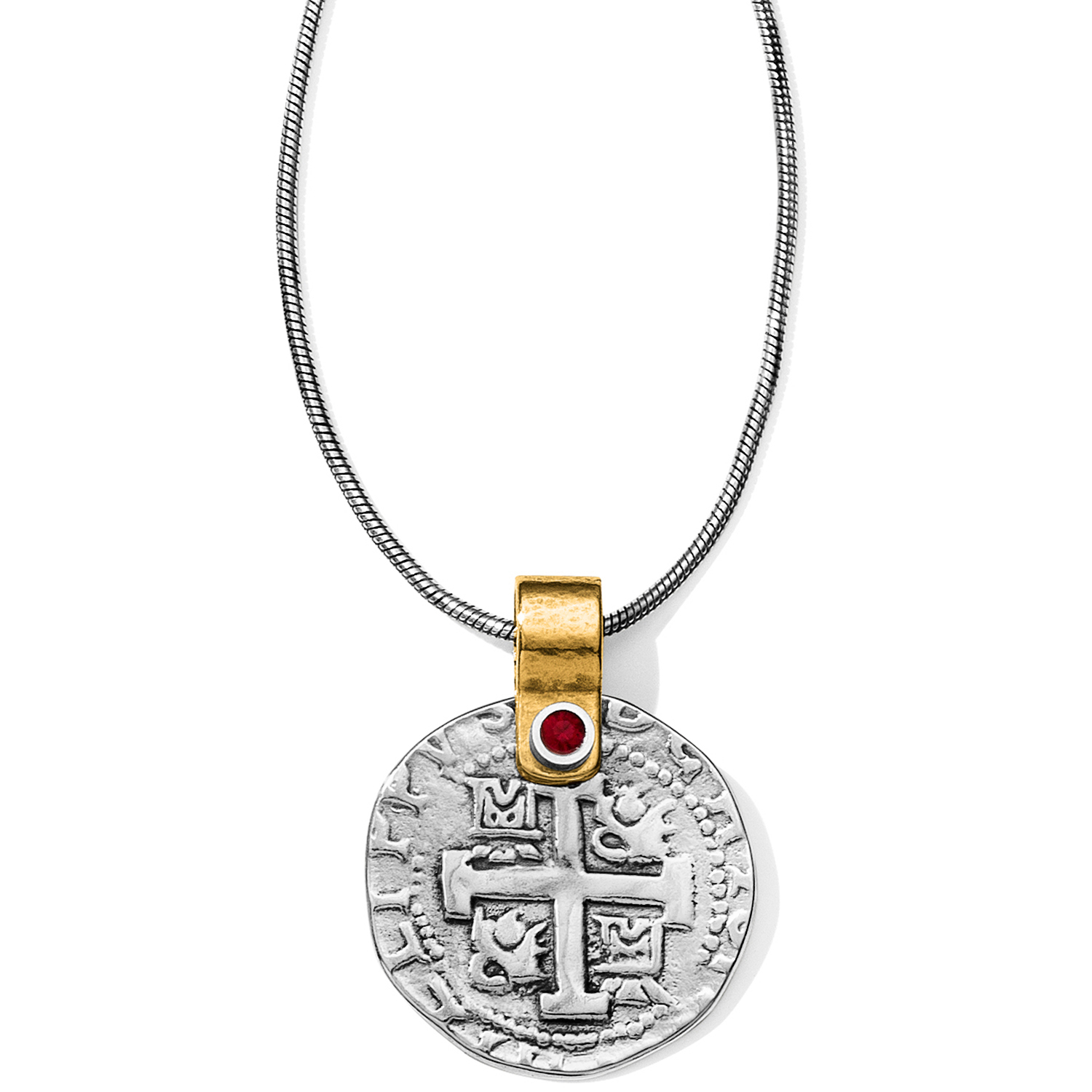 Doubloon Necklace from Brighton