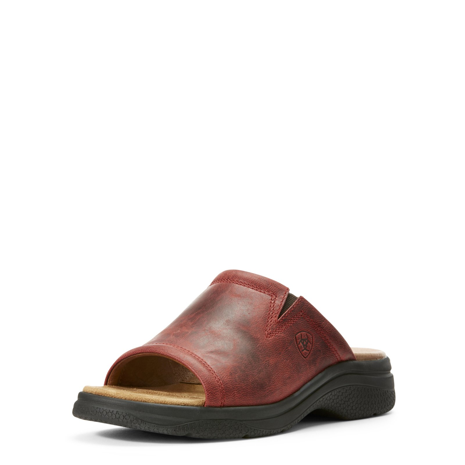 Bridgeport Sandal by Ariat Red