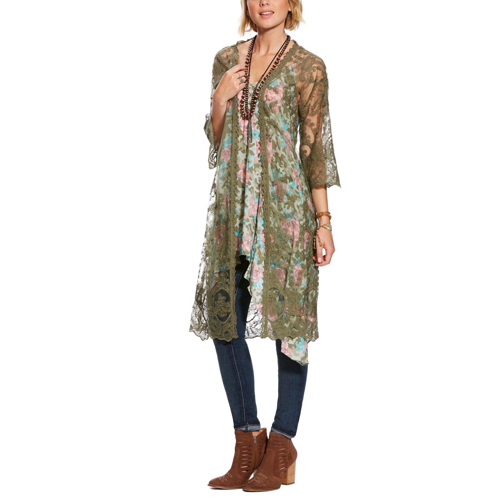 Clover Kimono from Ariat