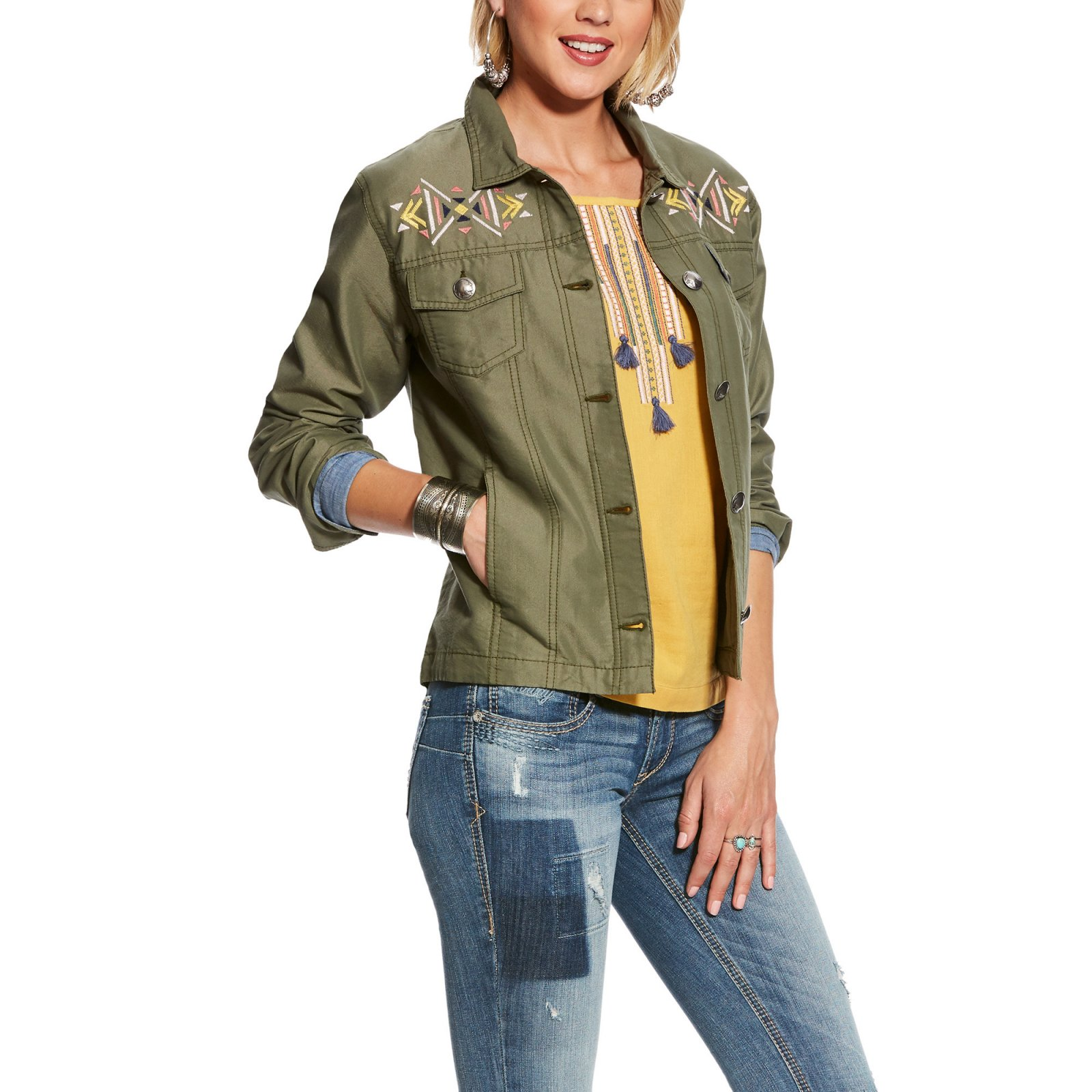 Ladies Lulu Jacket from Ariat