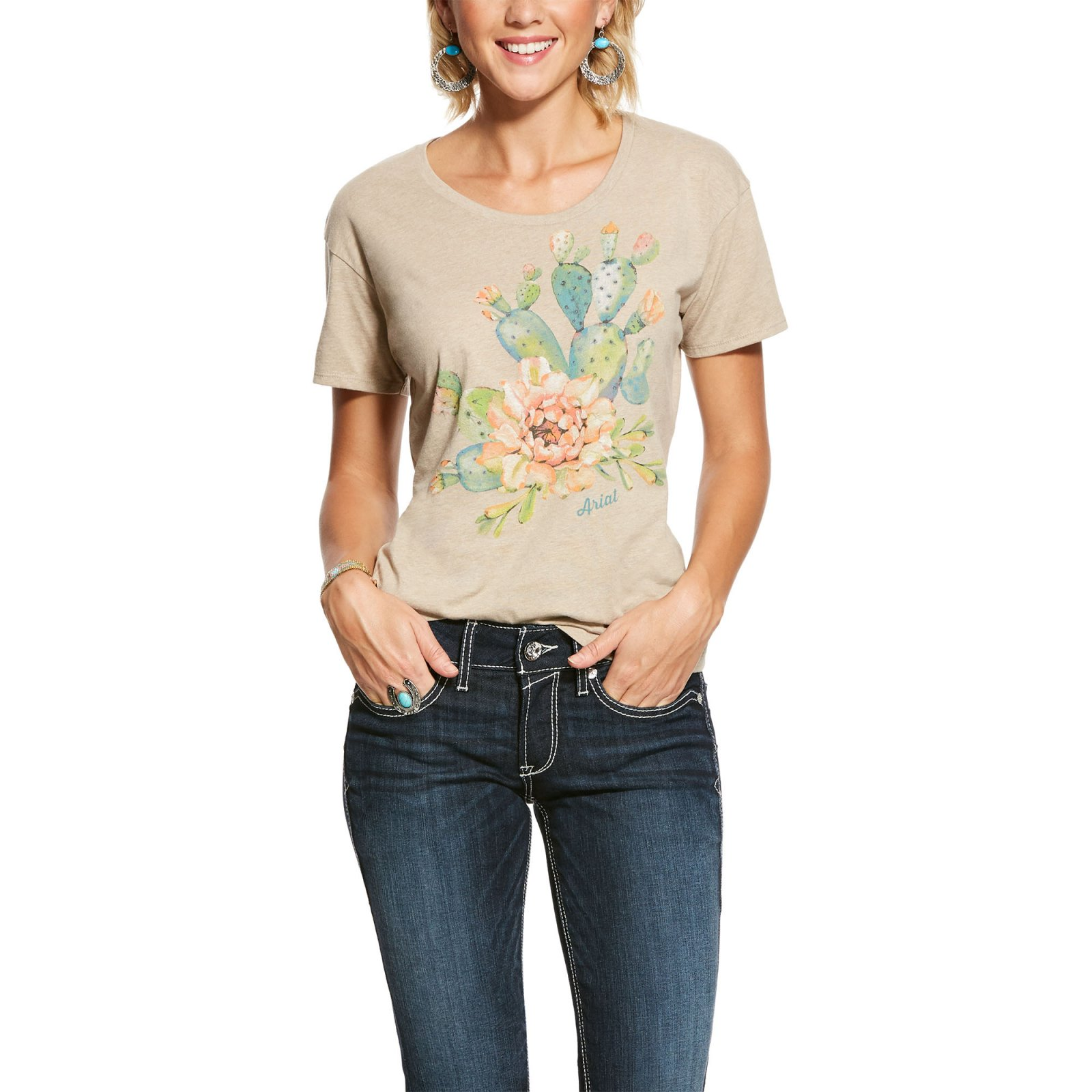 Blossom Tee from Ariat