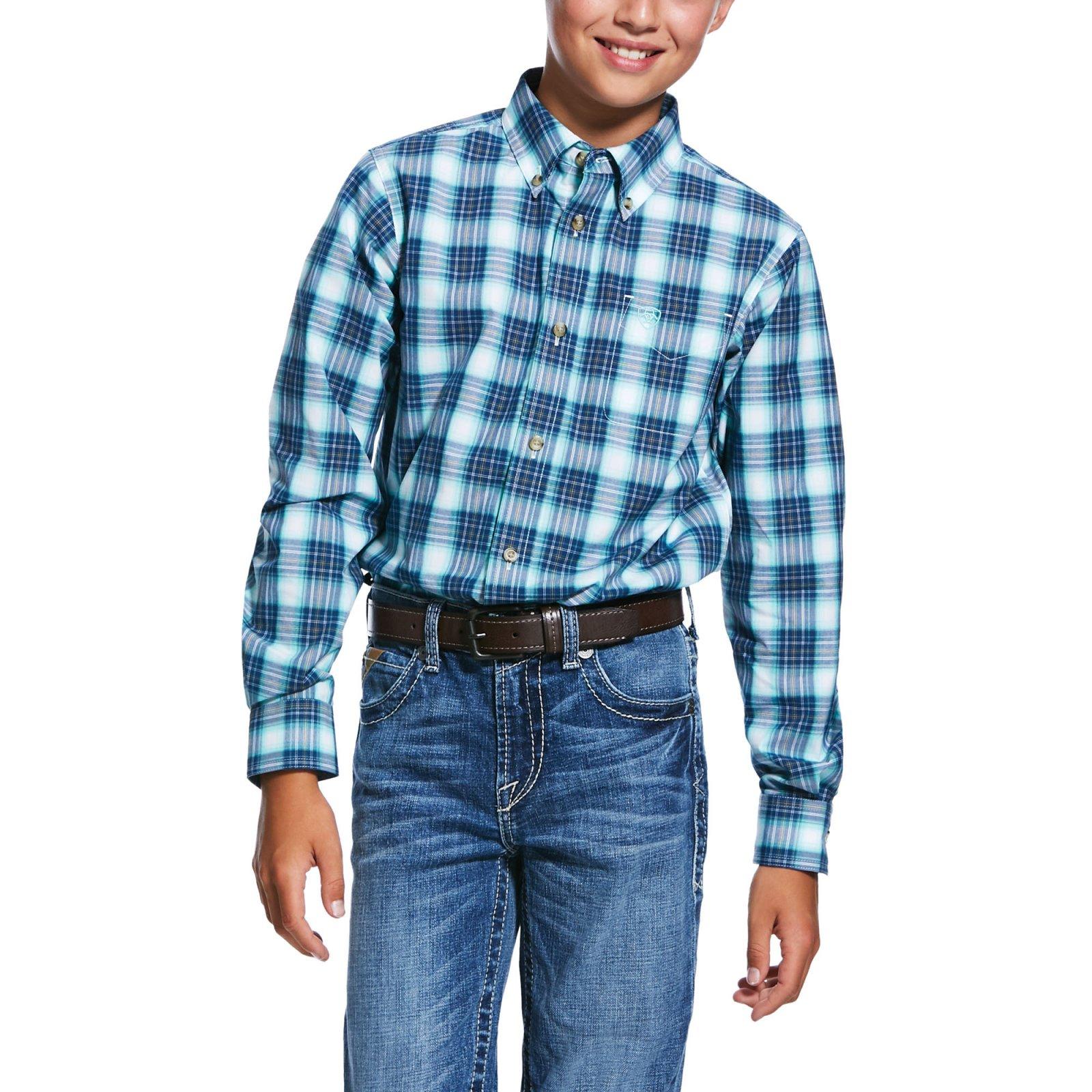 Boys Roselle Shirt from Ariat