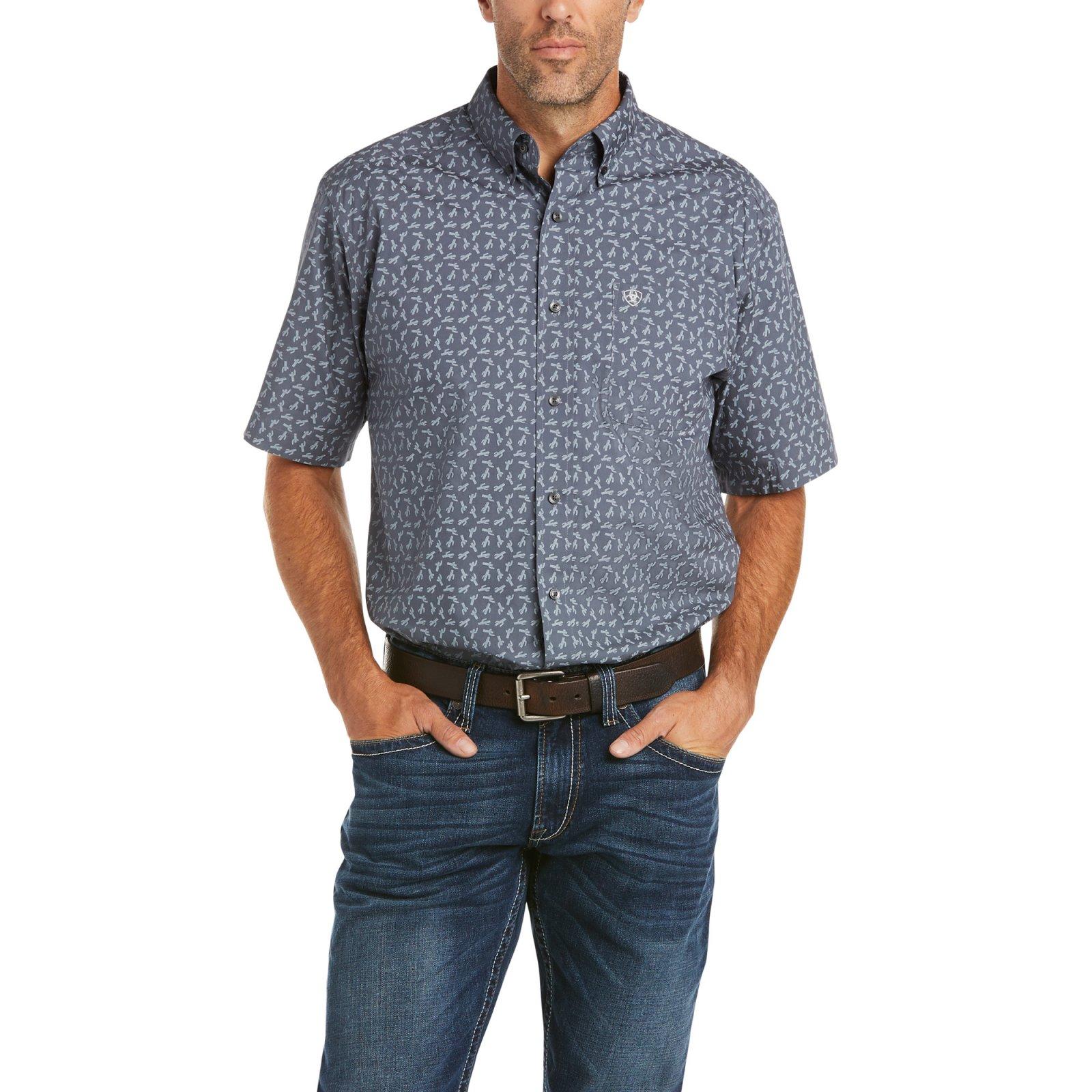 Tarez Classic Fit Short Sleeve Shirt from Ariat