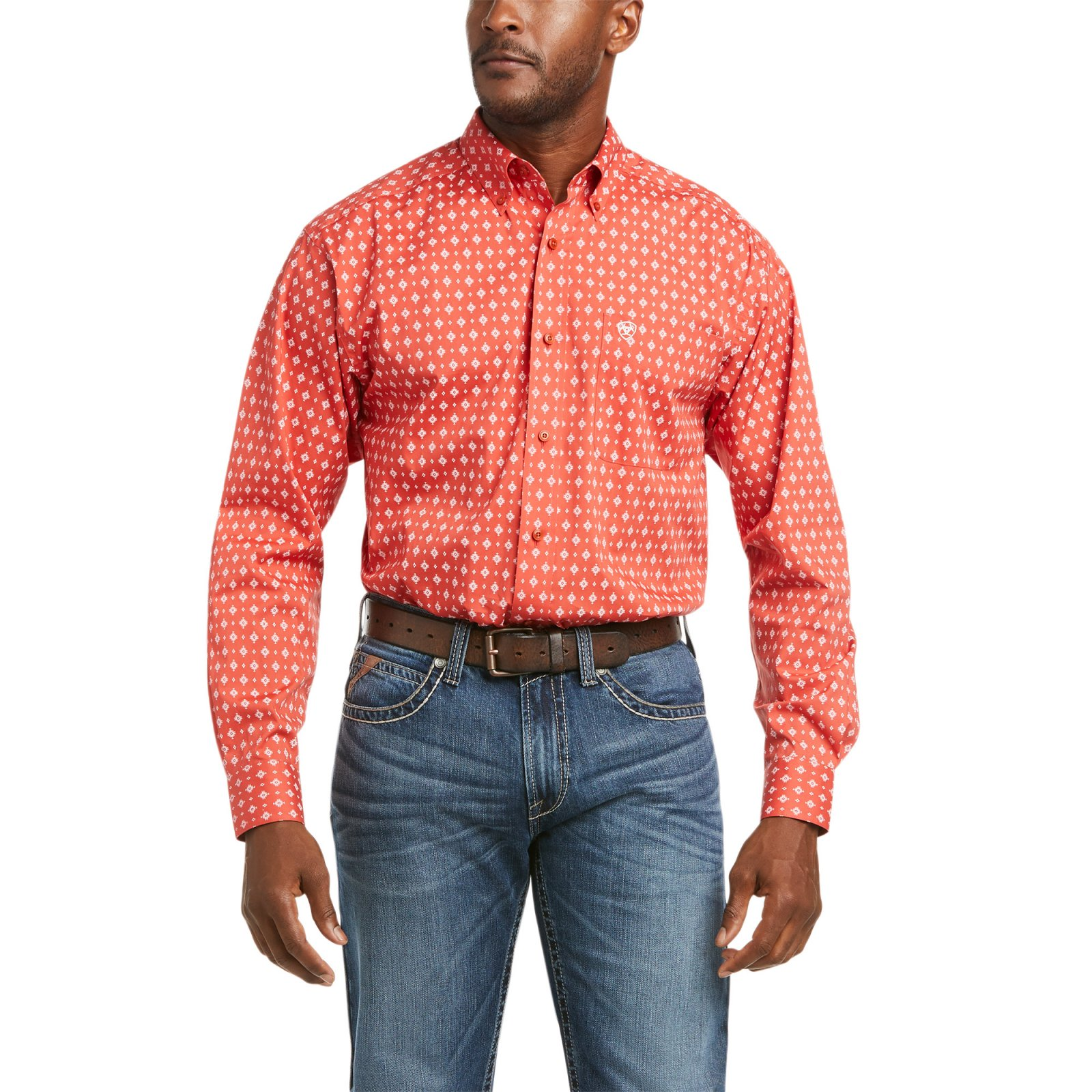 Freman Classic Fit Long Sleeve from Ariat