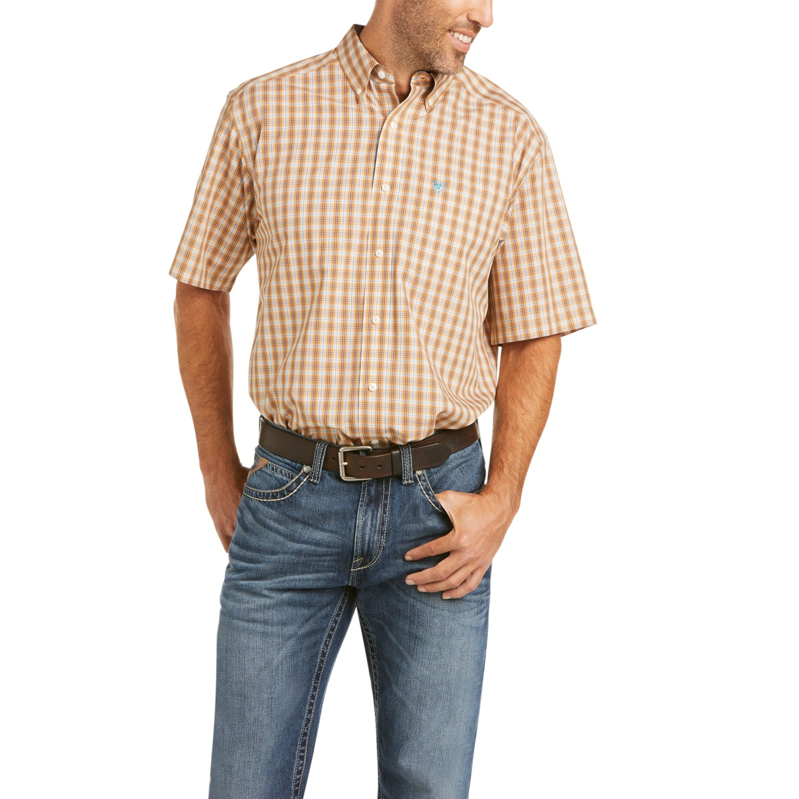Wrinkle Free Gerald Shirt from Ariat
