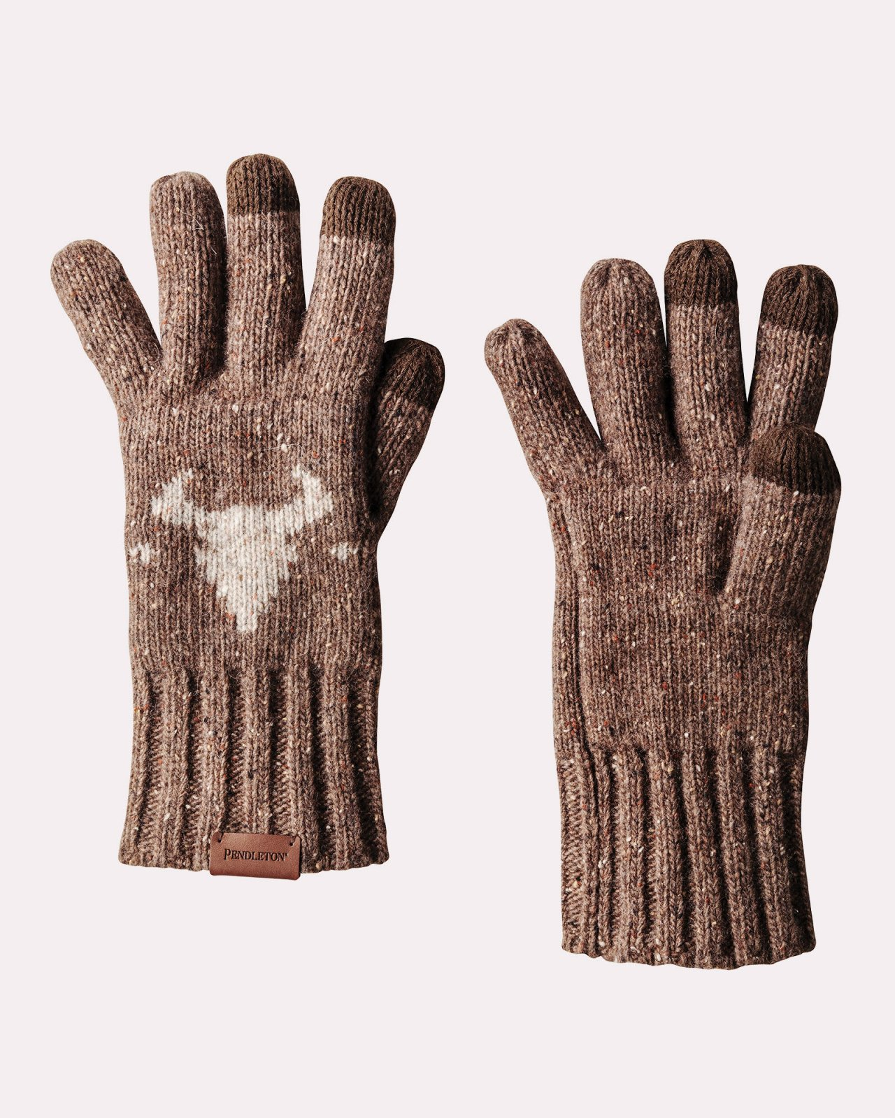 Jacquard Gloves from Pendleton