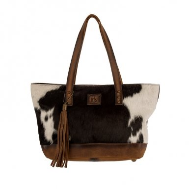 Classic Cowhide Tote from StS