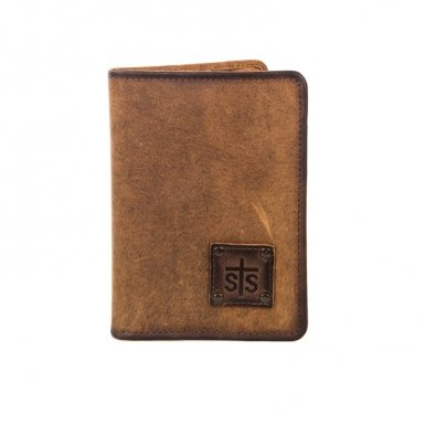 Brown Magnetic Wallet from StS Ranch