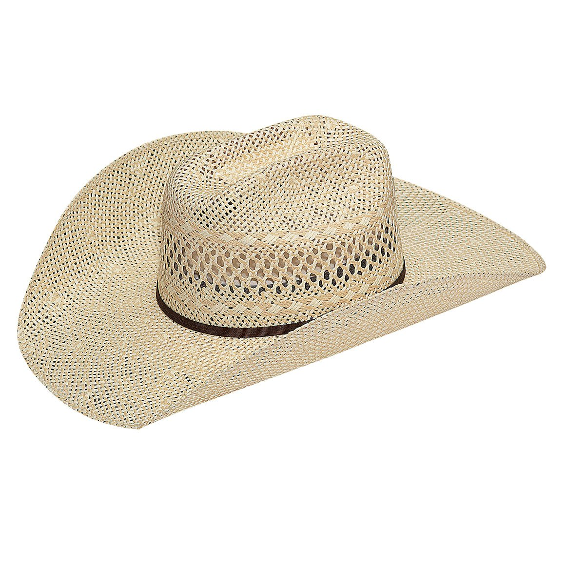 Twisted Weave Western Hat from Twister
