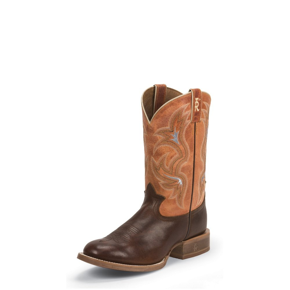 Socorro Cognac Boot from Tony Lama