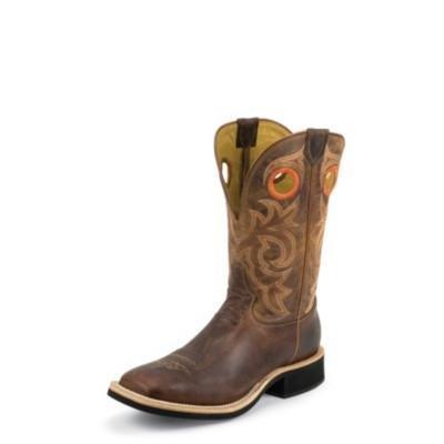 Cowboy Crepe Western Boot from Tony Lama