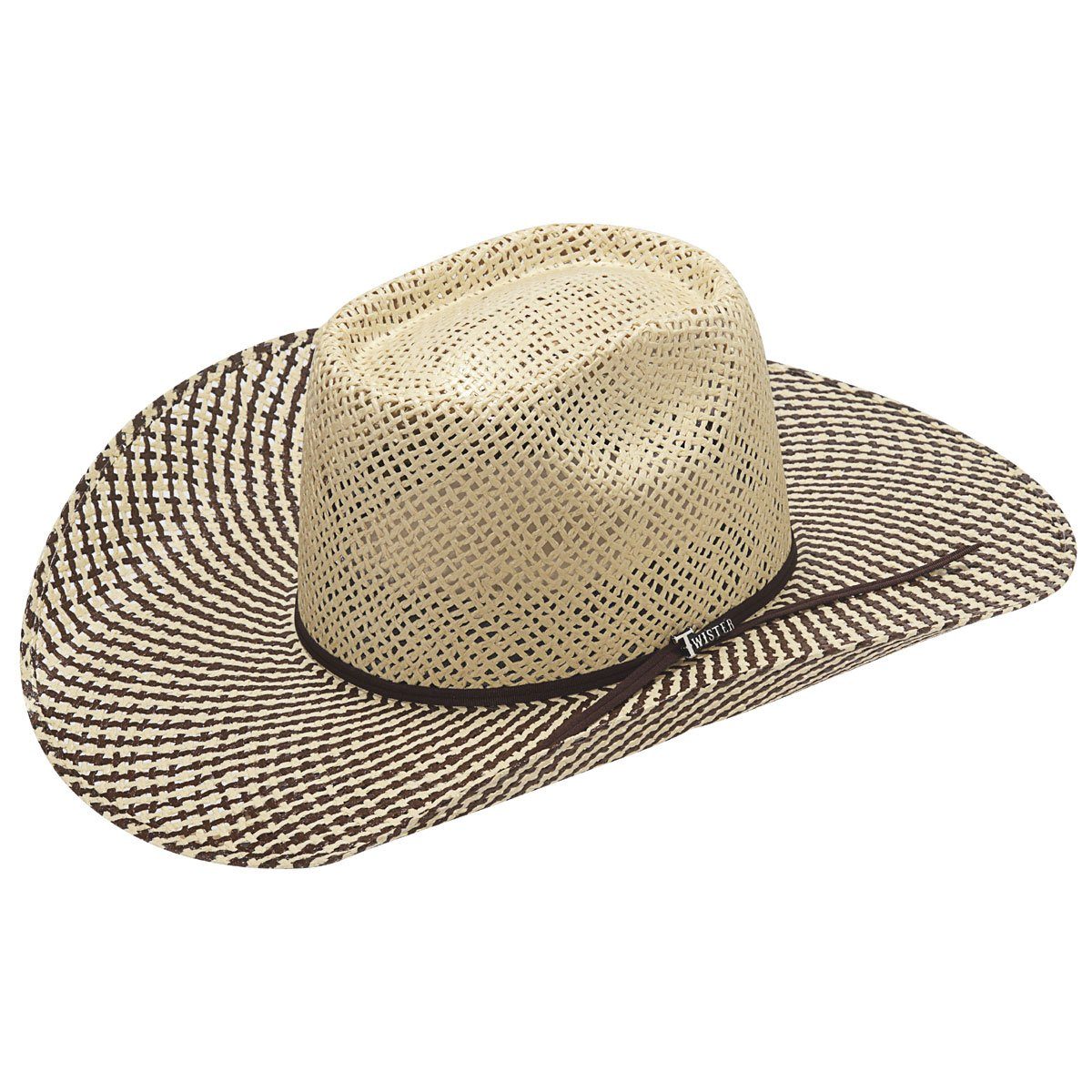 Twisted Straw Hat from Twister