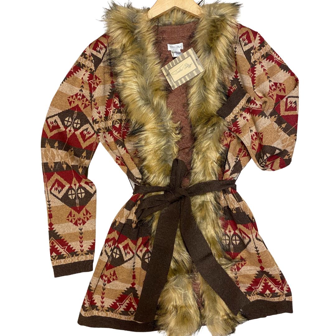 Berlin Blanket Cardigan from Tasha Polizzi