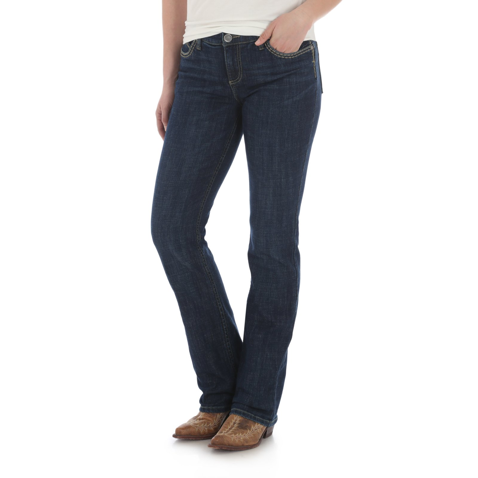Ladies Shiloh Stretch from Wrangler