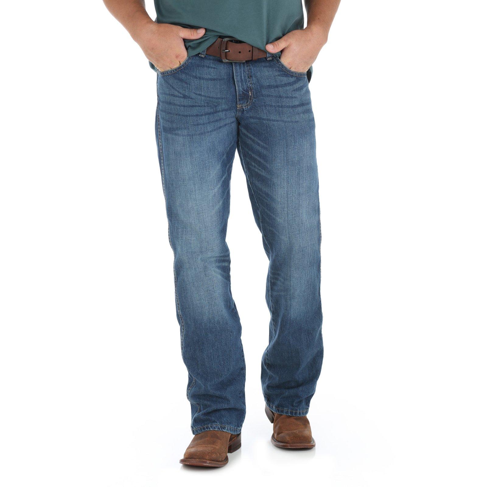 Men's Retro Relaxed Boot Jean from Wrangler