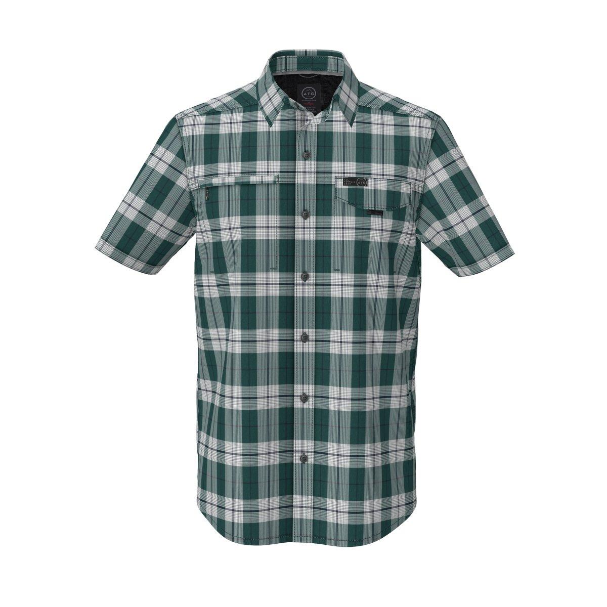 ATG X Asymmetric Zip Pocket Shirt from Wrangler