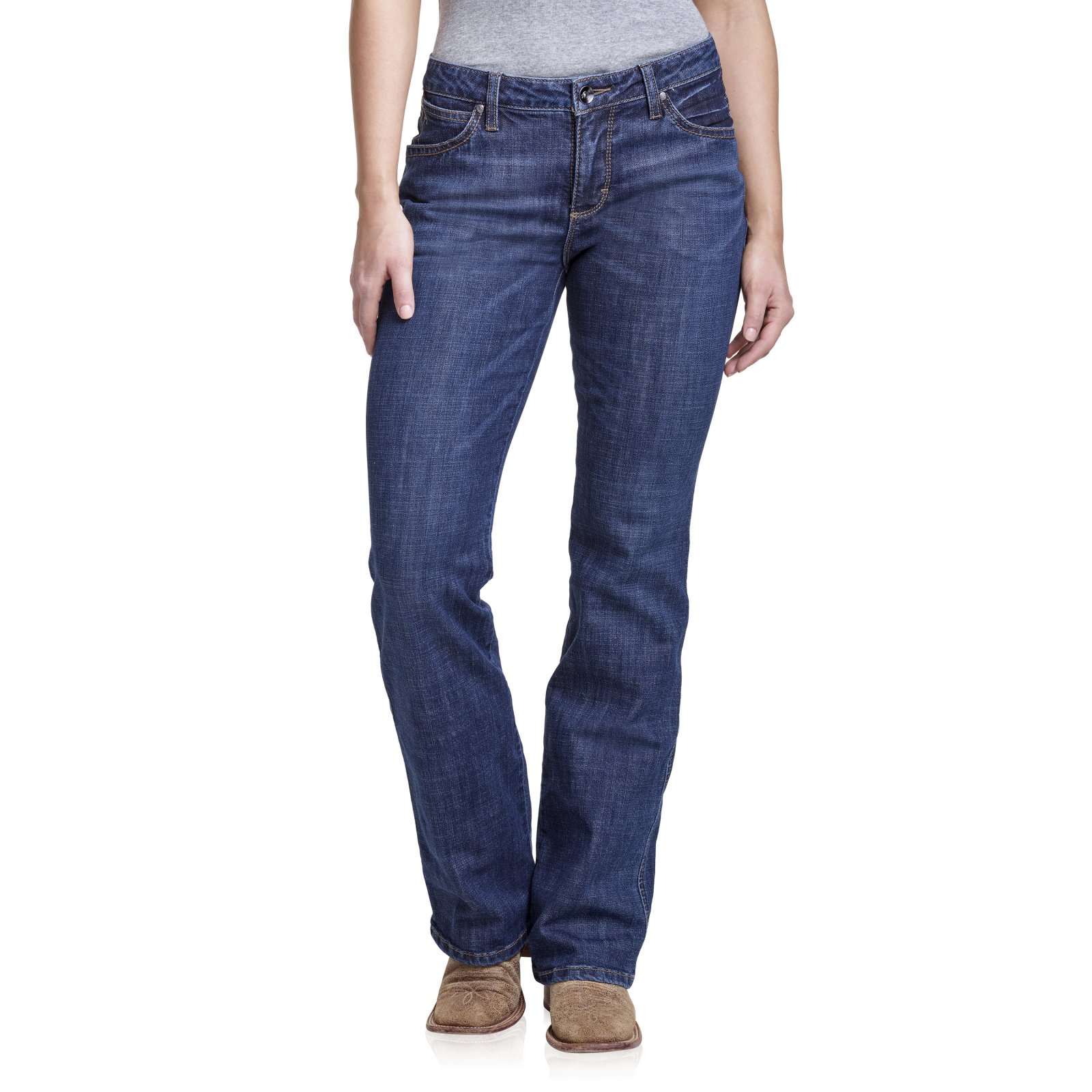 Aura Instantly Slimming Jean from Wrangler