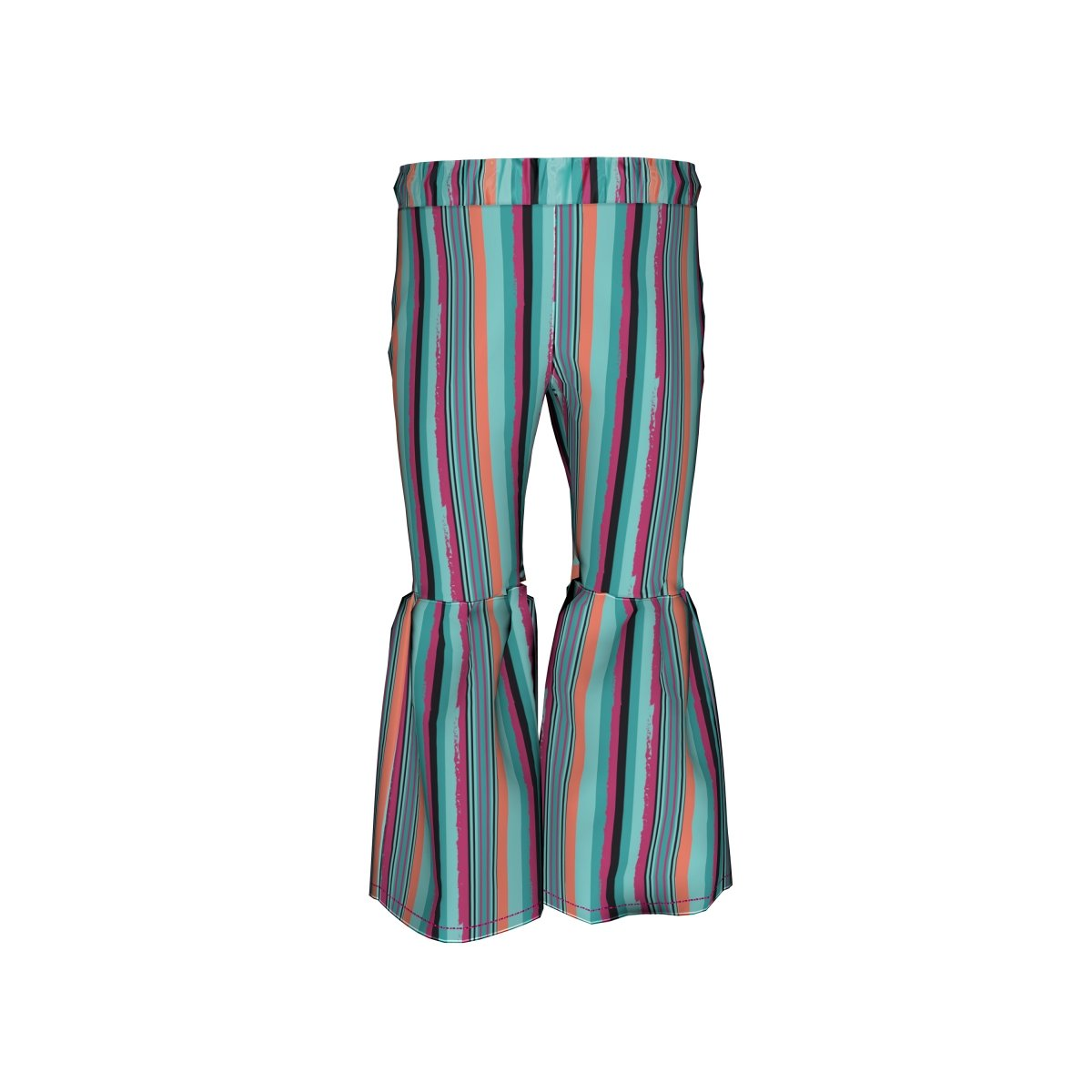 Baby Girl Flair Stripe Knit Pant from Wrangler