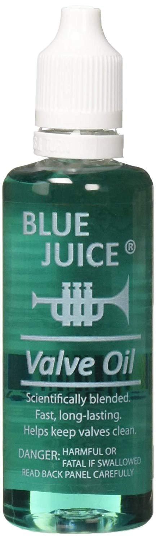 Blue Juice Valve Oil - 2 fl oz